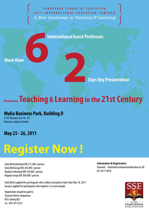 2011 International Education Seminar